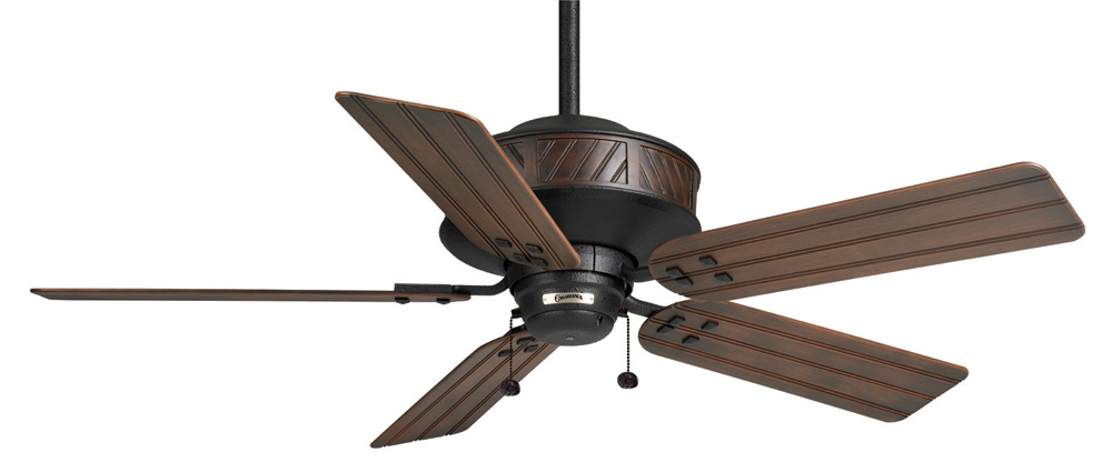 Casablanca Cottage Wet Ceiling Fan Collection Free
