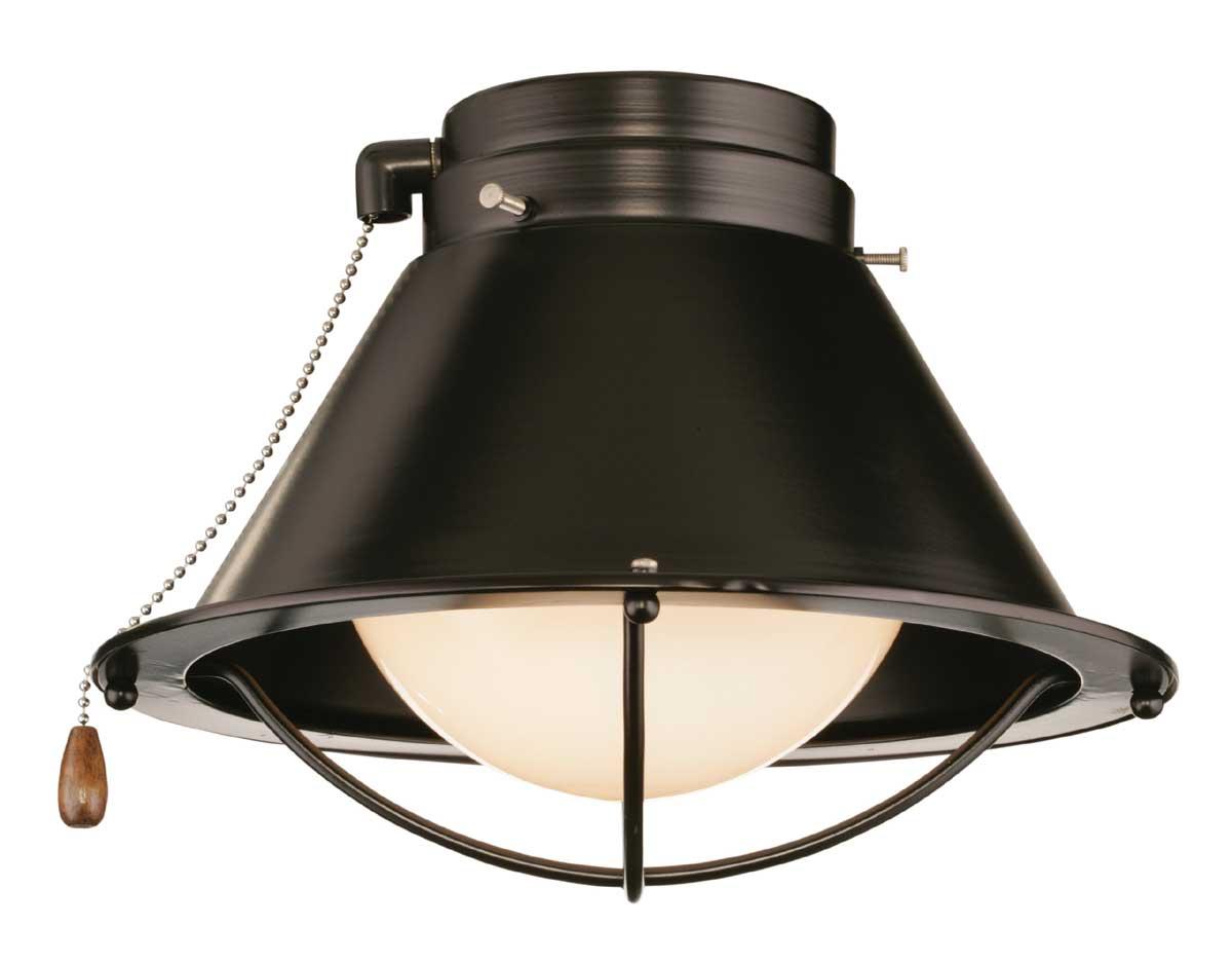 Emerson Ceiling Fan Light Kit F480WW Three Fitter 13-Watt Compact Fluorescent Bulbs